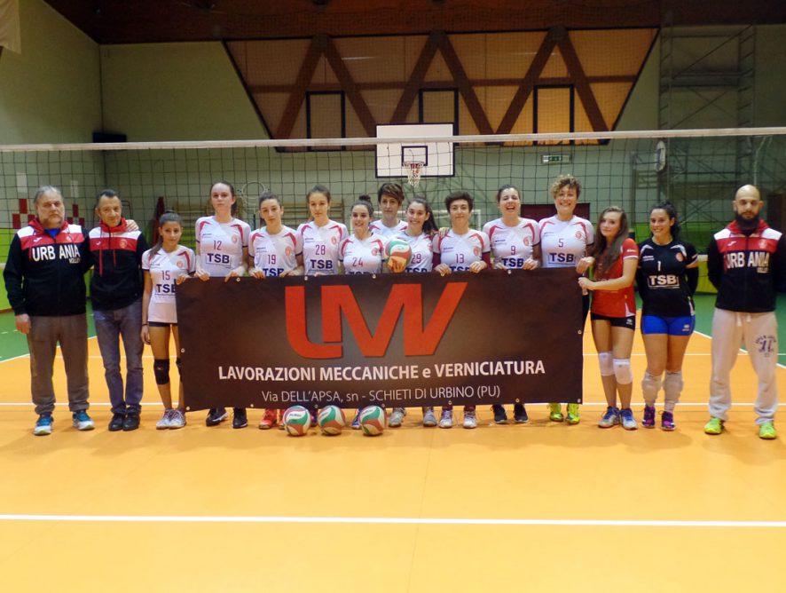 Sponsor Volley Urbania 2017/2018